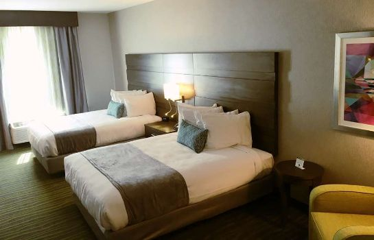 Zimmer BEST WESTERN PLUS PRIEN LAKE