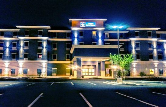 Vista esterna Best Western Plus Laredo Inn & Suites