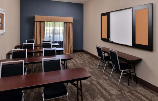 Conference room BEST WESTERN PLUS LAKE JACKSON