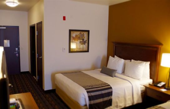 Suite Best Western Plus Lincoln Inn & Suites