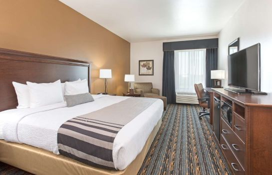 Chambre Best Western Plus Lincoln Inn & Suites