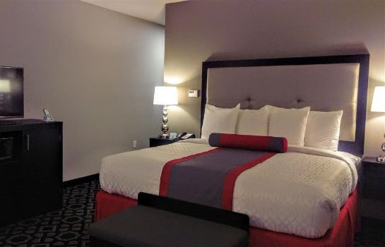 Chambre BEST WESTERN PLUS LAREDO INN
