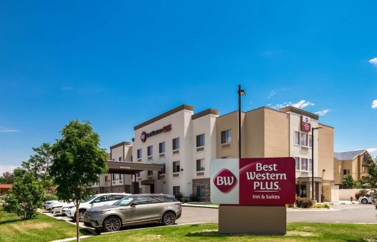 Außenansicht BEST WESTERN PLUS AIRPORT INN