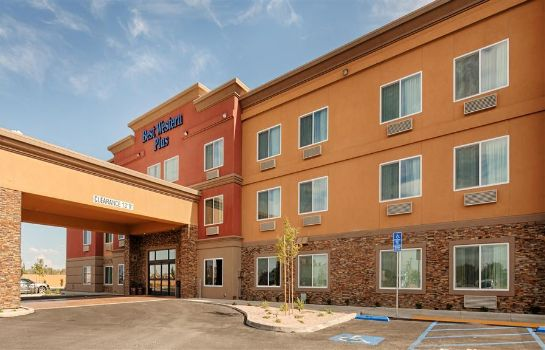 Exterior view BEST WESTERN PLUS DESERT POPPY