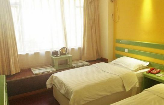 Double room (standard) Anyi Kezhan Panzhihua