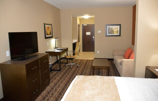 Suite Best Western Plus Elmendorf Hotel