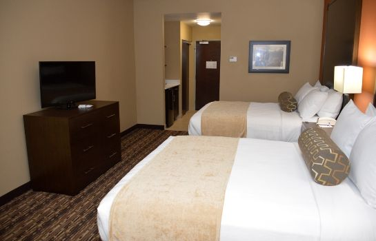Room BEST WESTERN PLUS ELMENDORF HT