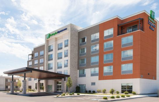 Vista exterior Holiday Inn Express & Suites SANDUSKY