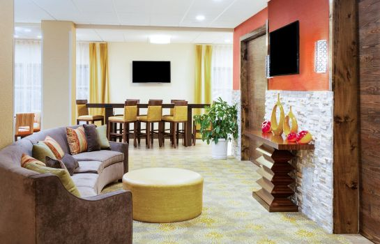Lobby Holiday Inn Express & Suites SANDUSKY