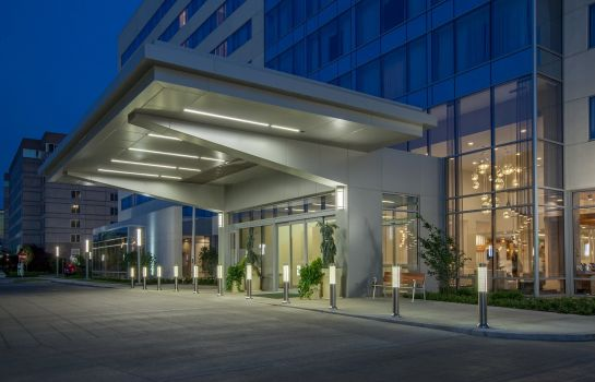 Vista exterior Holiday Inn CLEVELAND CLINIC
