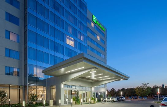 Vista esterna Holiday Inn CLEVELAND CLINIC