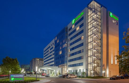 Buitenaanzicht Holiday Inn CLEVELAND CLINIC