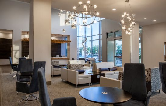 Hotelhalle Holiday Inn CLEVELAND CLINIC