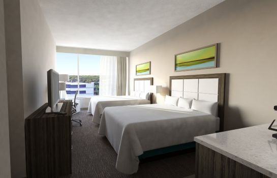 Zimmer Holiday Inn CLEVELAND CLINIC