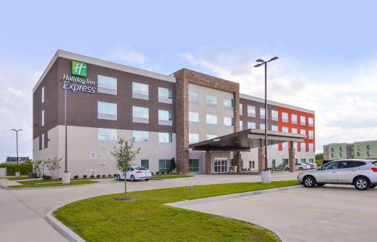 Exterior view Holiday Inn Express DONALDSONVILLE