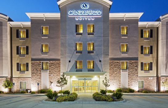 Exterior view Candlewood Suites ENID