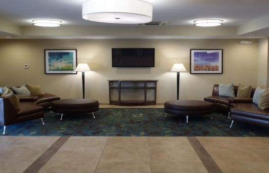Hotelhalle Candlewood Suites ENID