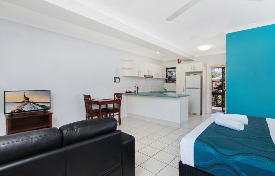 Junior suite Cairns City Palms