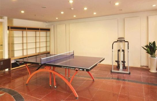 Obiekty sportowe GreenTree Inn Hongze Daqing Road (Domestic only)