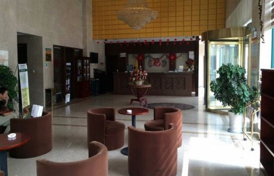 Hol hotelowy GreenTree Inn Dainan Suguo (Domestic only)