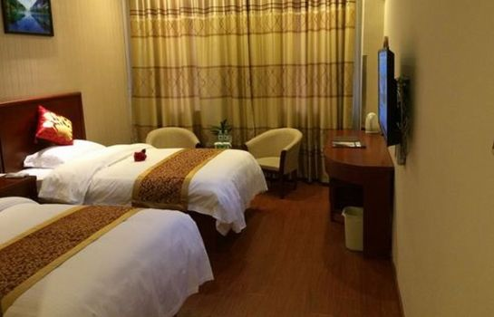 Pokój dwuosobowy (standard) GreenTree Inn YiWu Business Center FuKang Avenue (Domestic only)