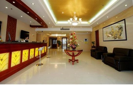 Hol hotelowy GreenTree Inn Taixin Wenchang Road Business (Domestic only)