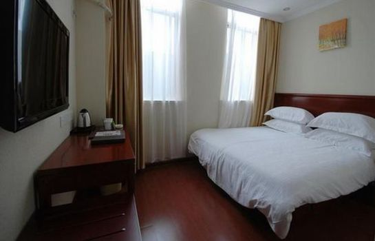 Pokój jednoosobowy (standard) GreenTree Inn Taixin Wenchang Road Business (Domestic only)