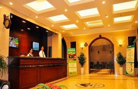 Hol hotelowy GreenTree Inn Taixing East Guoqing Road RT-Mart (Domestic only)