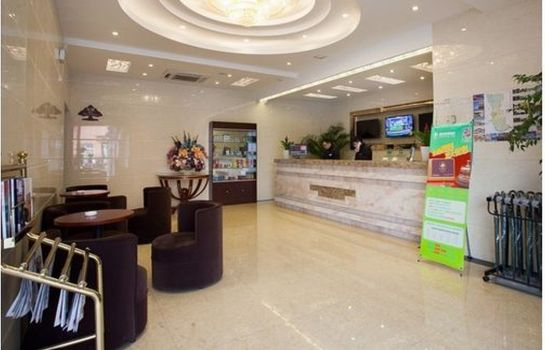 Hotelhalle GreenTree Inn YingChun (W) Road Walking Street (Domestic only)