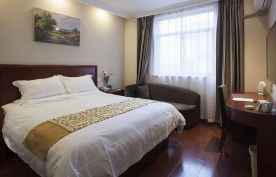 Eenpersoonskamer (standaard) GreenTree Inn YingChun (W) Road Walking Street (Domestic only)