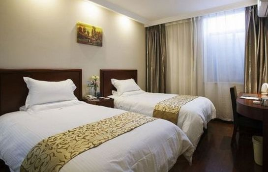 Double room (standard) GreenTree Inn YingChun (W) Road Walking Street (Domestic only)