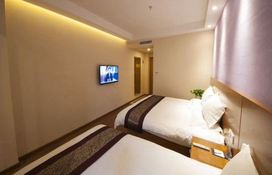 Pokój dwuosobowy (standard) GreenTree Inn ZhongZhou Road Sunshine International (Domestic only)