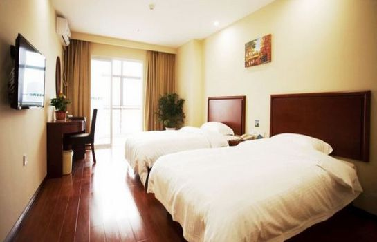 Pokój dwuosobowy (standard) GreenTree Inn RenMin (S) Road ZhongXu Road (Domestic only)