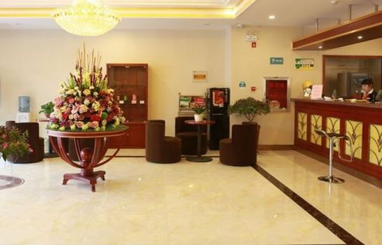 Hol hotelowy GreenTree Inn YiWu Business Center FuKang Avenue (Domestic only)