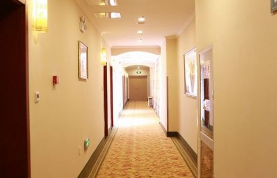 Widok wewnątrz GreenTree Inn YiWu Business Center FuKang Avenue (Domestic only)