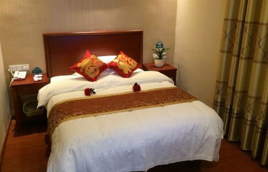 Pokój jednoosobowy (standard) GreenTree Inn YiWu Business Center FuKang Avenue (Domestic only)