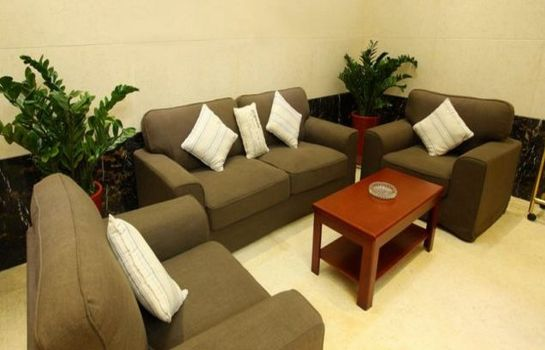 Hol hotelowy GreenTree Inn ShangHai Road DaRunFa (Domestic only)