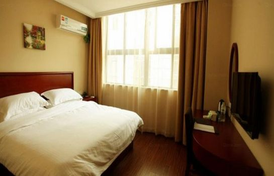 Einzelzimmer Standard GreenTree Inn ShangHai Road DaRunFa (Domestic only)
