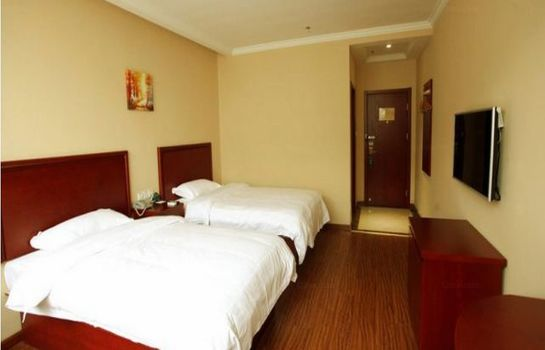 Tweepersoonskamer (standaard) GreenTree Inn ShangHai Road DaRunFa (Domestic only)