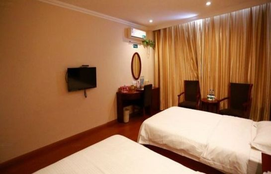 Pokój dwuosobowy (standard) GreenTree Inn XiHu Road BaoLong Plaza JinYing (Domestic only)