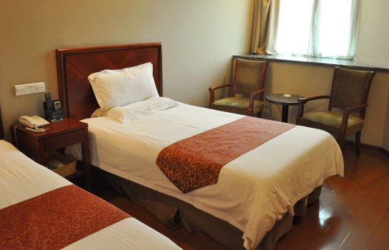 Pokój dwuosobowy (standard) GreenTree Inn Xuzhou Railway Station Business Hotel (Domestic only)