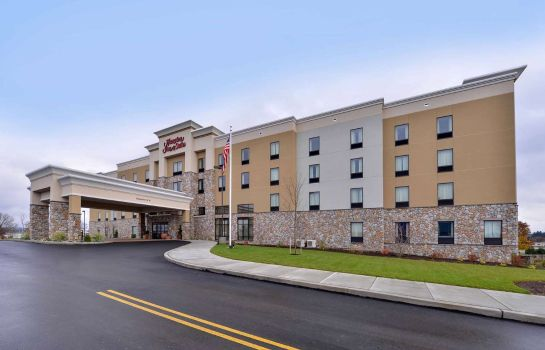 Vista exterior Hampton Inn - Suites Mount Joy-Lancaster West PA