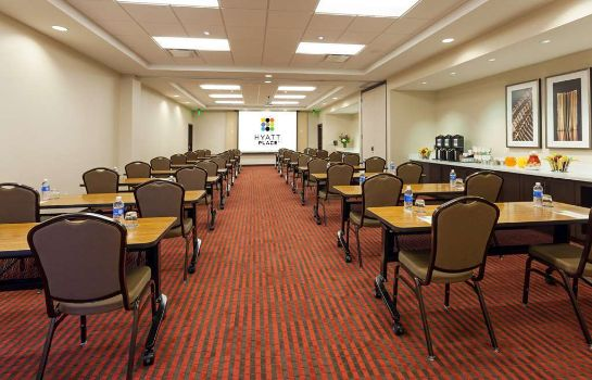 Sala congressi Hyatt Place Bloomington Indiana