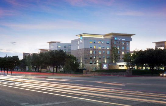 Buitenaanzicht HYATT house Dallas/Frisco