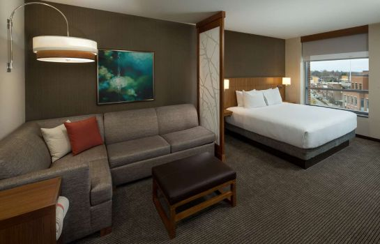 Suite Hyatt Place Bloomington / Normal