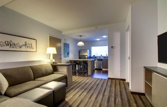 Suite HYATT house Chicago/Evanston
