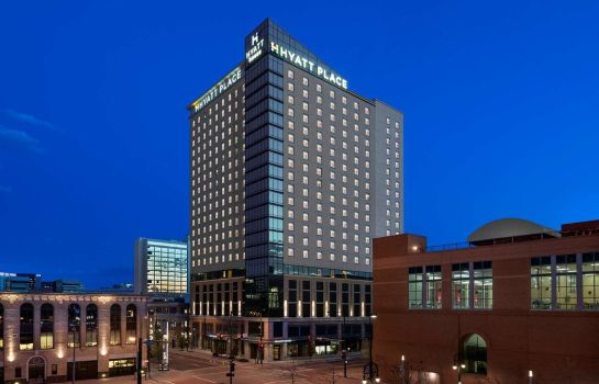 Vista esterna Hyatt Place Denver Downtown
