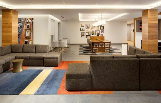 Hotelhal HYATT house Dallas/Frisco