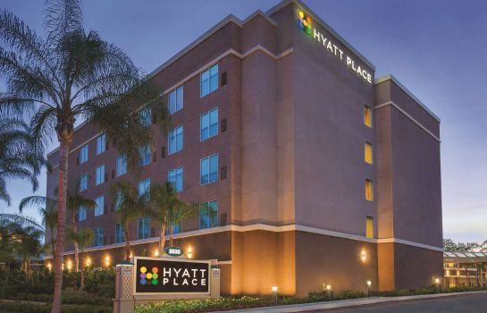 Buitenaanzicht Hyatt Place at Anaheim Resort Conv Cntr
