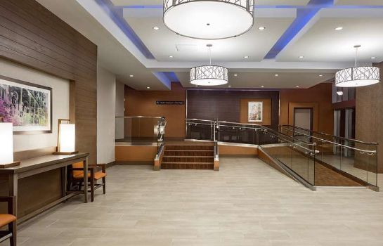 Hall HYATT HOUSE NEW ORLEANS